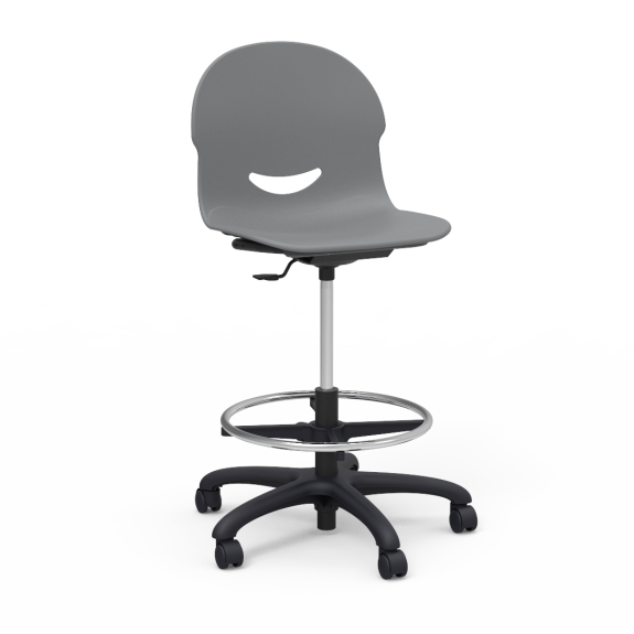 CHAIR-266017GCLS-GRY41-BLK01